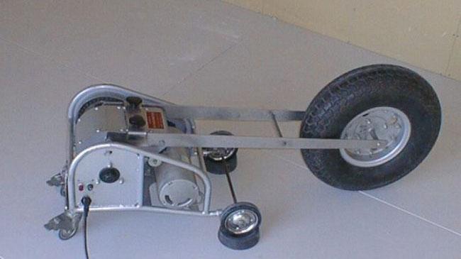 写真 バングマシン(標準重量衝撃源)