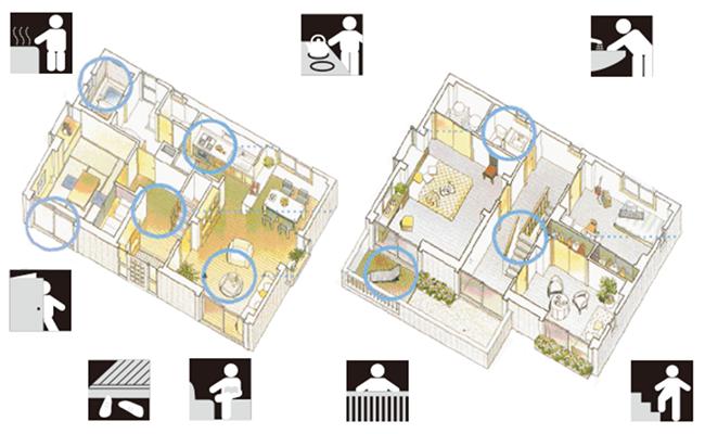 住まいの安全対策―MISAWA SAFETY REPORT